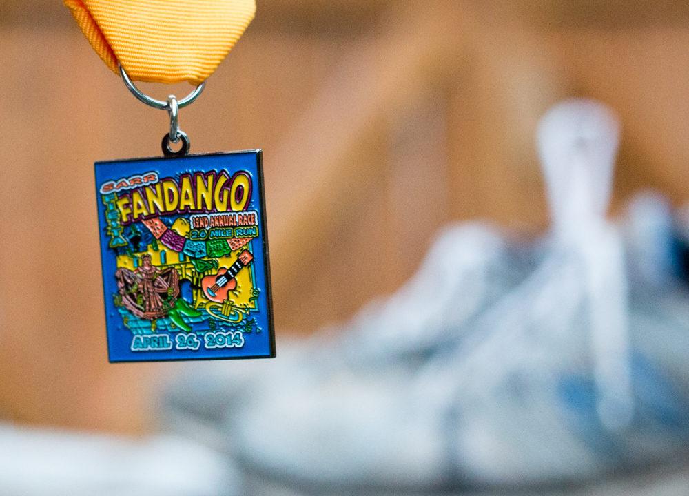 San Antonio Roadrunners Fiesta Fandango: 2014 Fiesta Medal