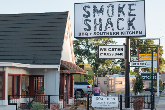 The Smoke Shack San Antonio Texas