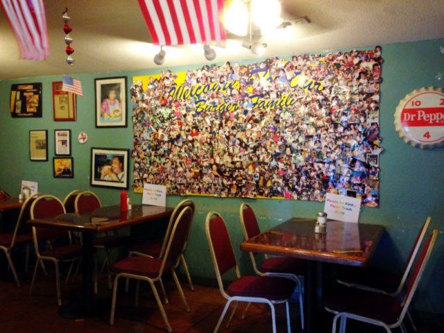 Lord's Kitchen San Antonio Burger Interior