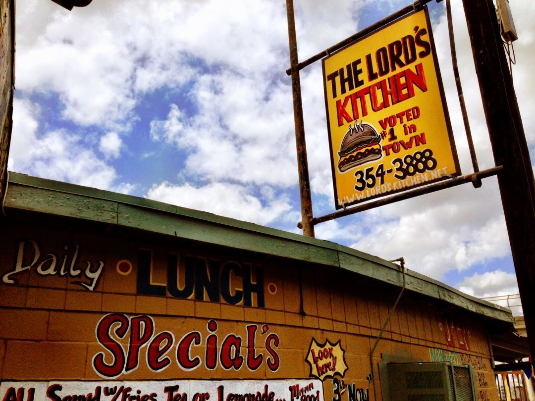 The Lord's Kitchen: A Heavenly Eastside Burger