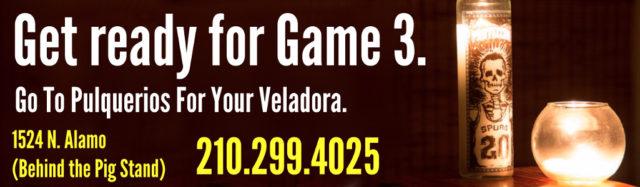 _Spurs Veladora Game 3