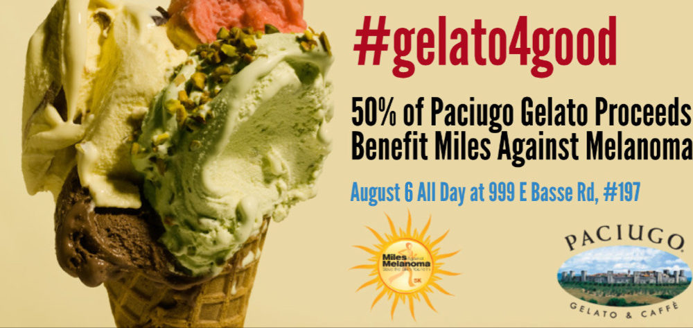 Gelato for a Good Cause: Paciugo Benefit Today