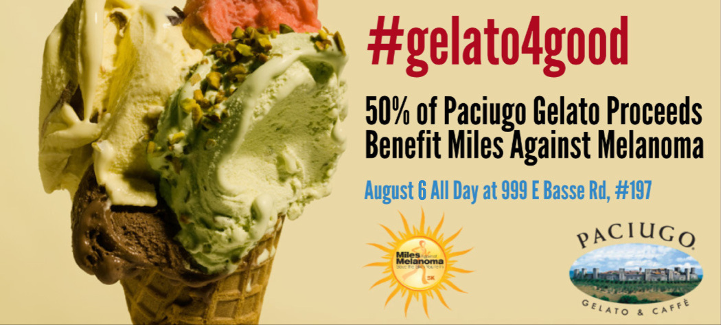 Gelato for a Good Cause: Paciugo Benefit Today