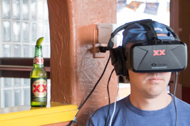 Dos Equis Masquerade Oculus Rift-2