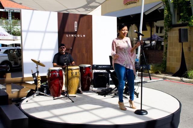 Jazz Musicians at Culinaria Jazz Brunch 2014