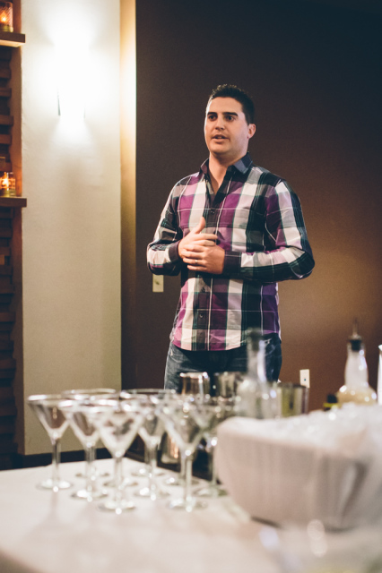 San Antonio Cocktail Conference, SACC 2015