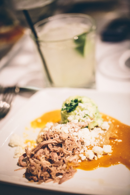 San Antonio Cocktail Conference, SACC 2015, carnitas, paired dinner, margarita