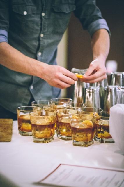 San Antonio Cocktail Conference, SACC 2015, Old Fashioned, Roca Patrón, Anejo Tequila