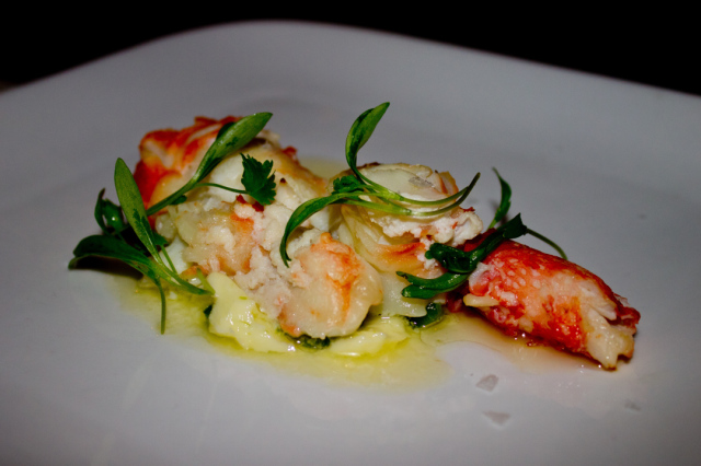 Crab Leg Folc Dulce Vida Tequila Paired Dinner 2015-8
