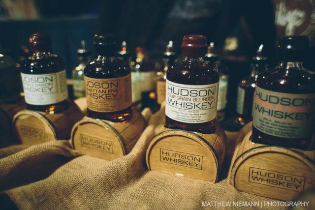 Hudson Whiskey at SA Cocktail Conference Opening Party