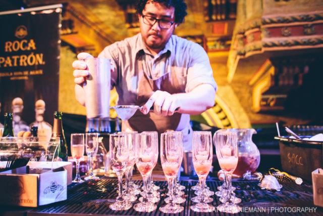 Roca Patron SA Cocktail Conference 2015
