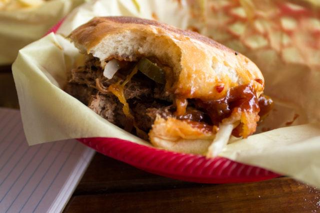 The Tejas Burger Chunky's Burgers
