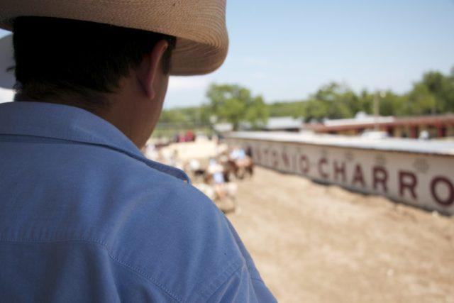 Charreada Day In Old Mexico Fiesta San Antonio-03