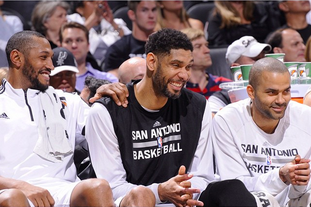 Explaining the San Antonio Spurs' Postseason Magic