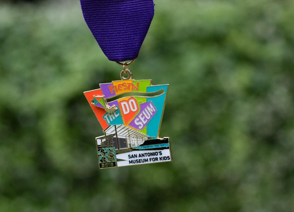 The Do Seum 2015 Fiesta Medal