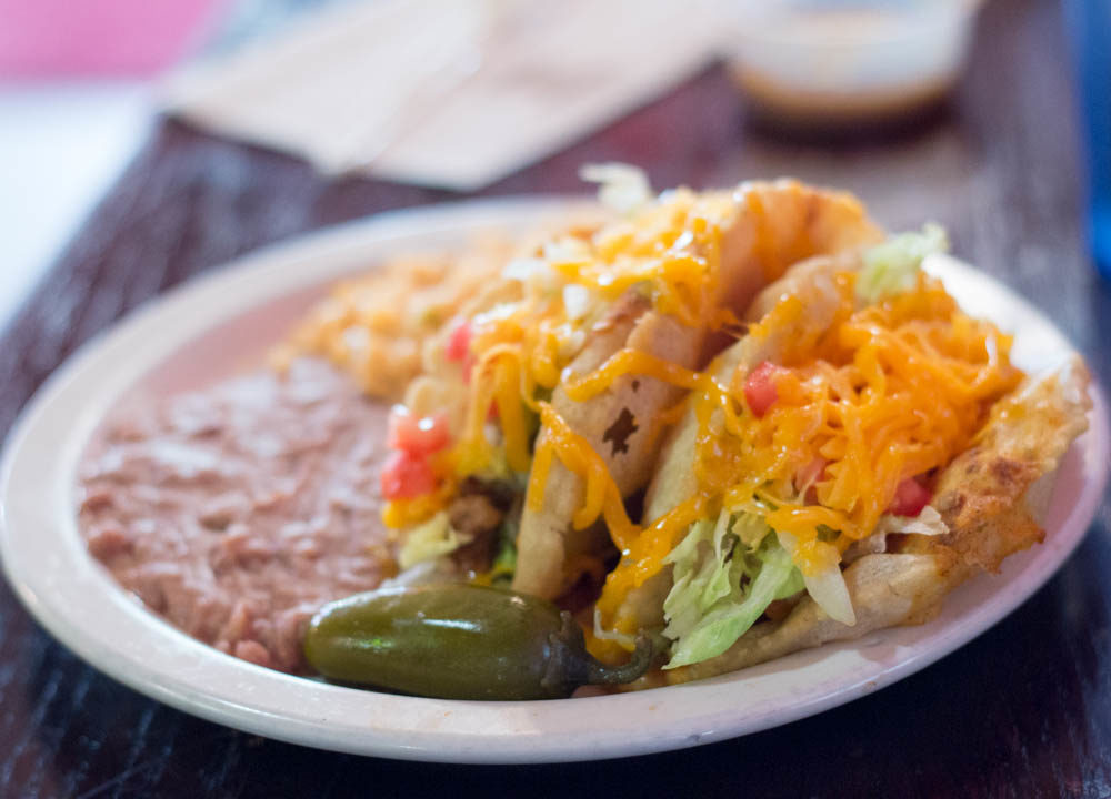 Ray's Drive Inn: My Suggestion for Tacos of Texas