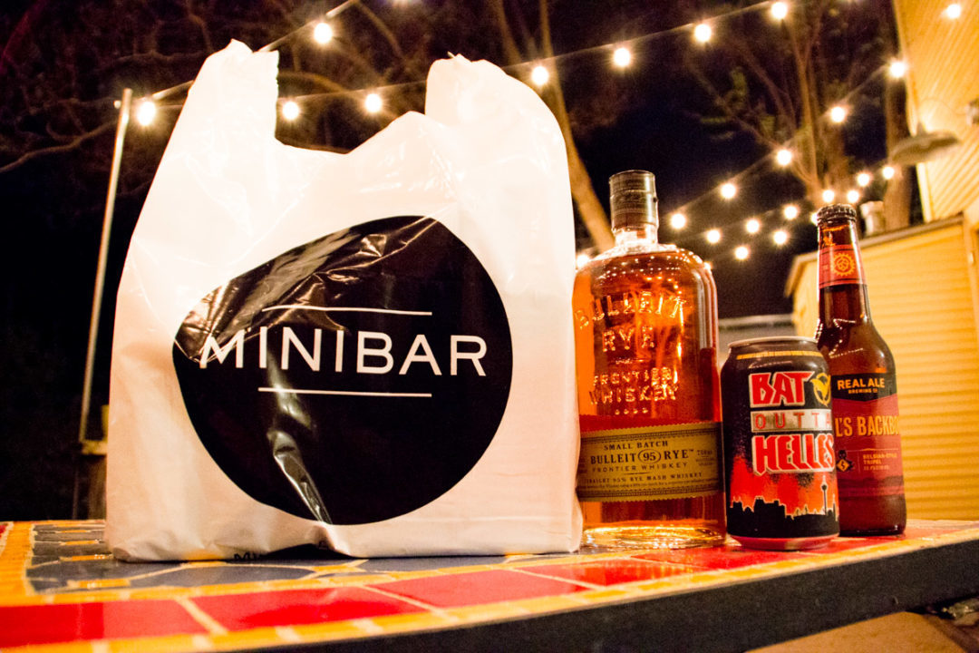 It's Like Uber for Tequila: Minibar Comes to San Antonio