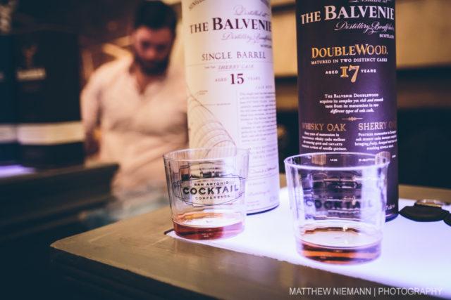 Balvenie Waldorf on Prairie San Antonio Cocktail Conference 2016