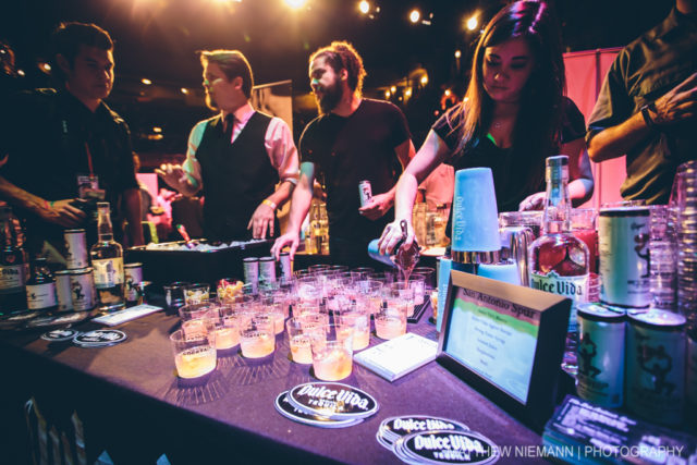 Dulce Vida Tequila San Antonio Cocktail Conference Opening Party 2016