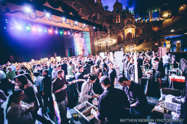 The Majestic Theatre San Antonio Cocktail Conference Opening Party 2016