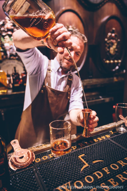 Woodford Reserve Manhattan Waldorf on Prairie San Antonio Cocktail Conference 2016