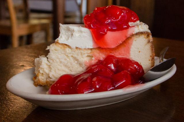 Cherry Cheesecake Schilos Deli SA Flavor-6