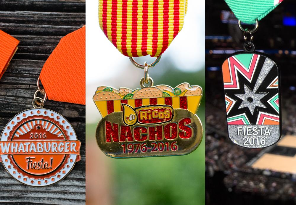 2016 Fiesta Medal Favorites: Larger Business Medals