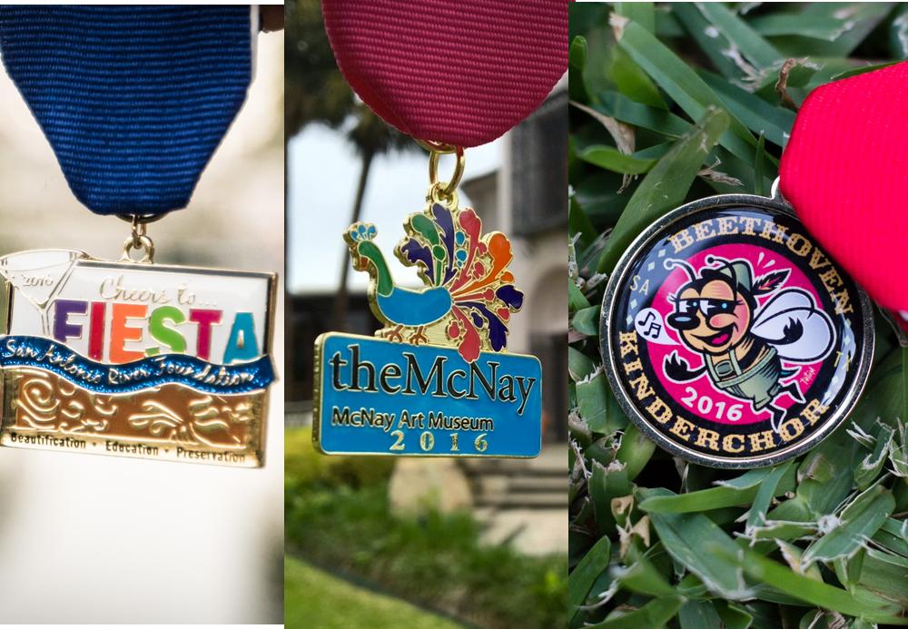 2016 Fiesta Medal Favorites: Non-Profit Medals