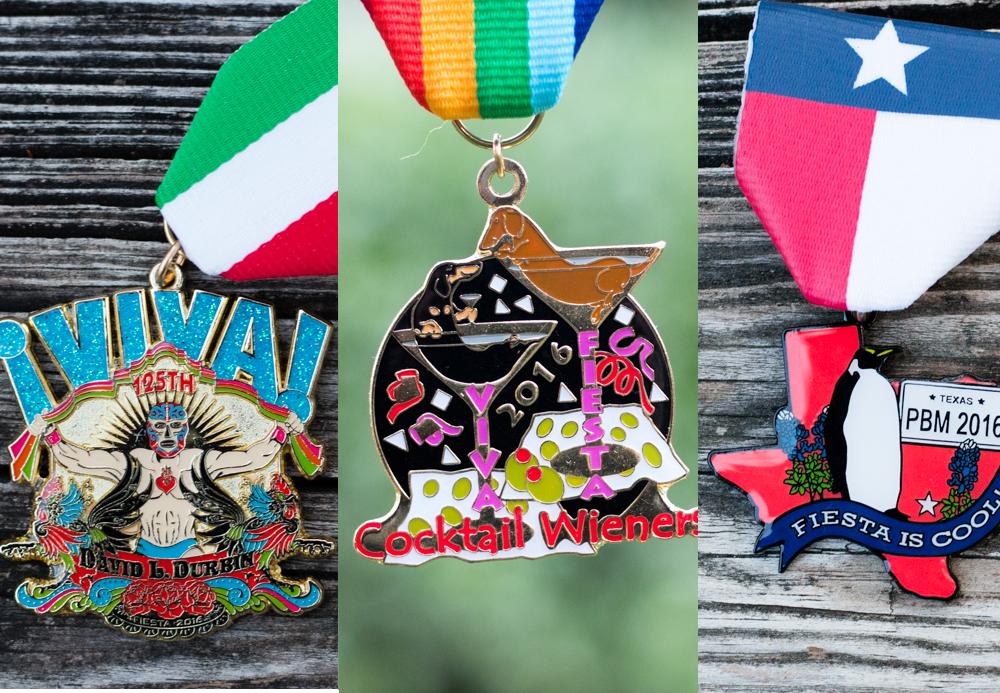 2016 Fiesta Medal Favorites: Personal Medals