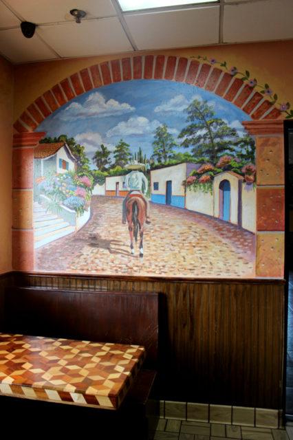Taqueria Nuevo Vallarta Mural