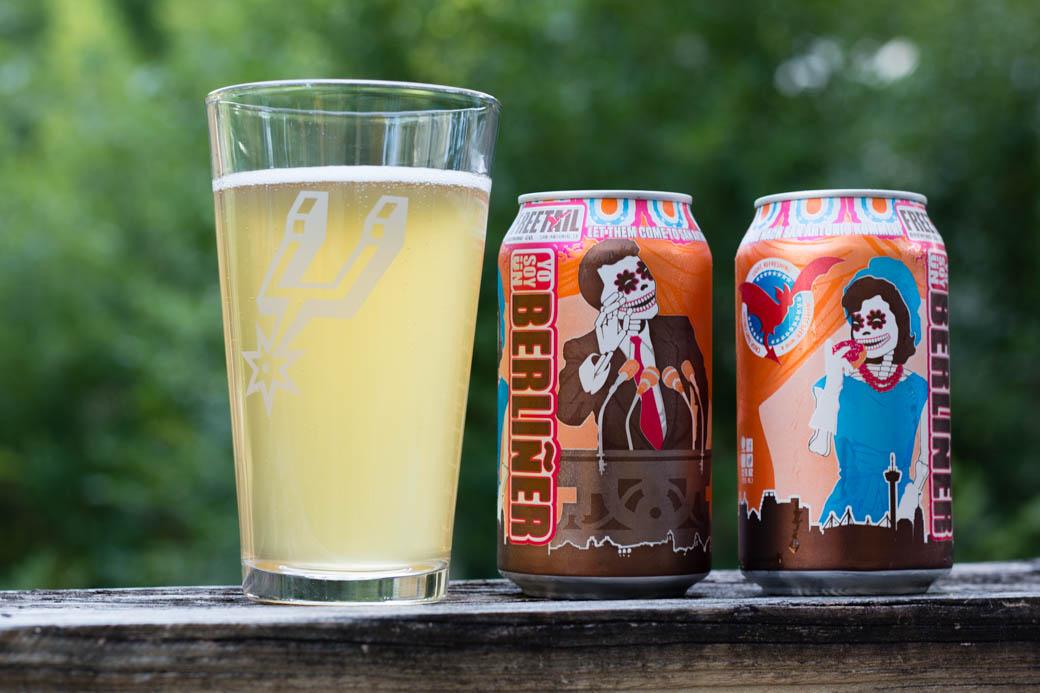 Freetail's Yo Soy Ün Berliner: San Antonio Beers