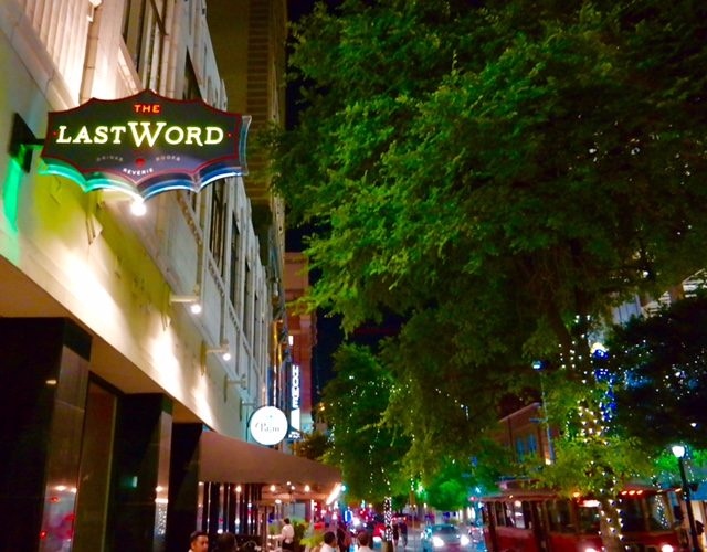 My City Crawl: The Last Word