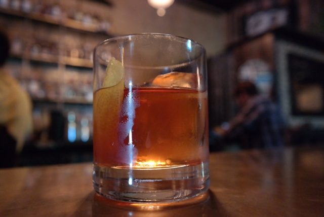 My City Crawl Old Fashioned