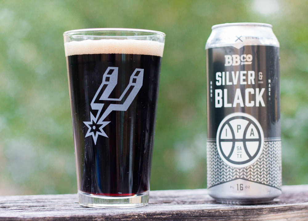 Branchline Brewing's Silver and Black IPA: San Antonio Beers