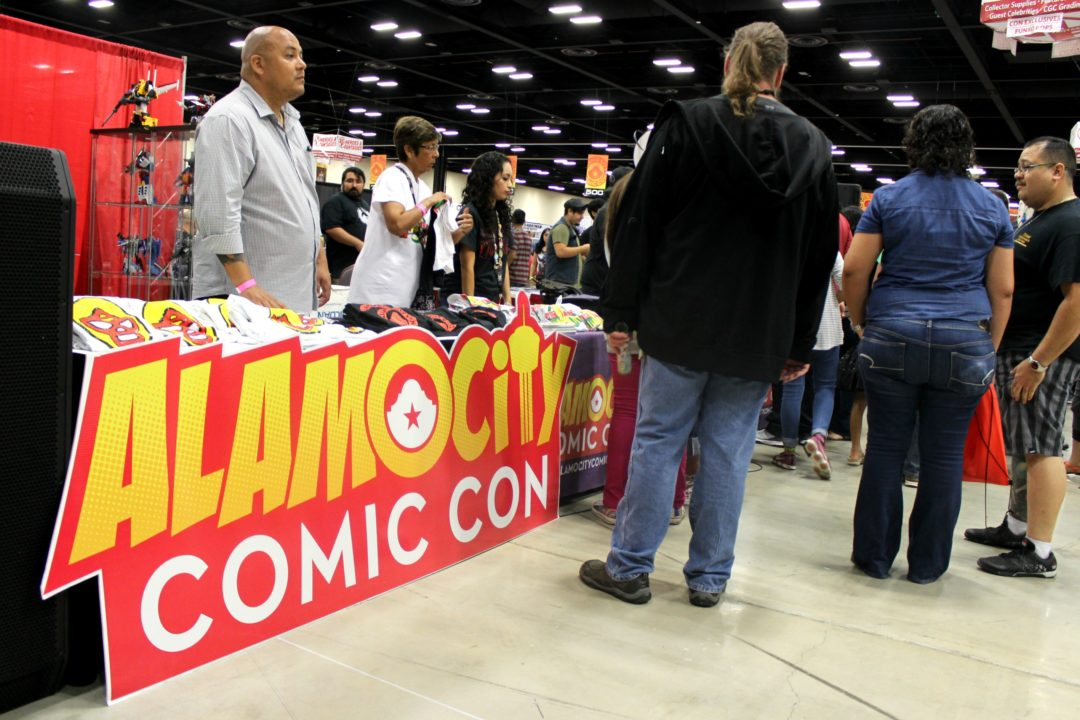 Alamo City Comic Con 2016: Day Three