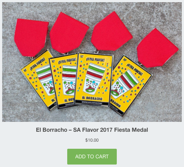 El Borracho Add To Cart