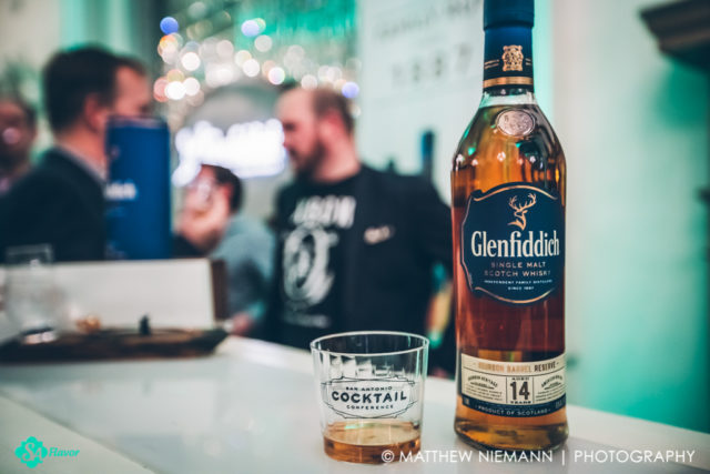Glenfiddich Bourbon Barrel Reserve Waldorf on the Prairie San Antonio Cocktail Conference