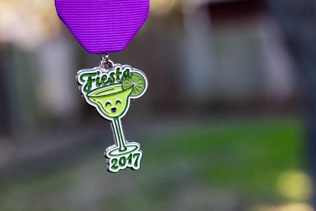 Miss Margarita 2017 Fiesta Medal by Born and Graised SA