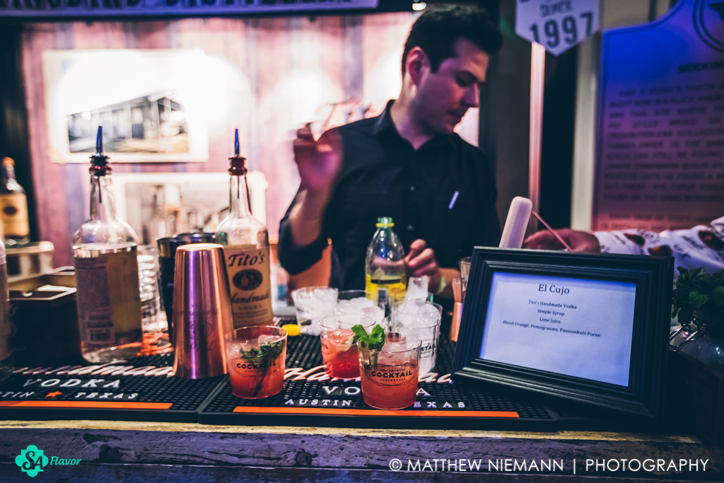 Refined Cocktails and Spirits at SACC's Waldorf on the Prairie