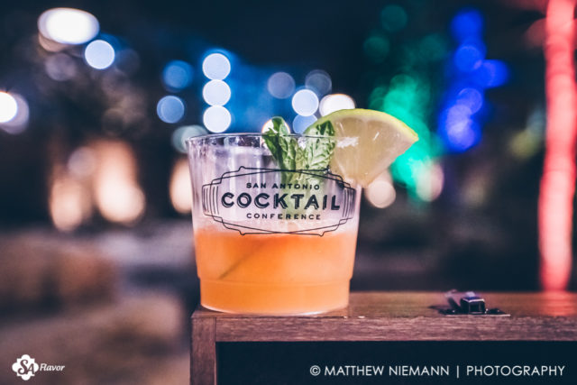 Jamaican Grog San Antonio Cocktail Conference Opening Party 2017