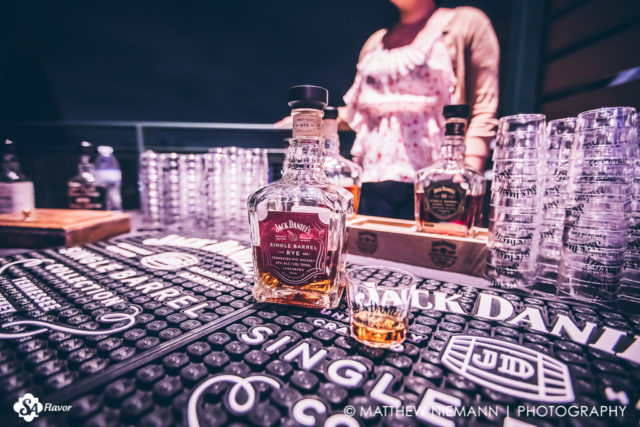 Jack Daniels Rye San Antonio Cocktail Conference Opening Party 2017