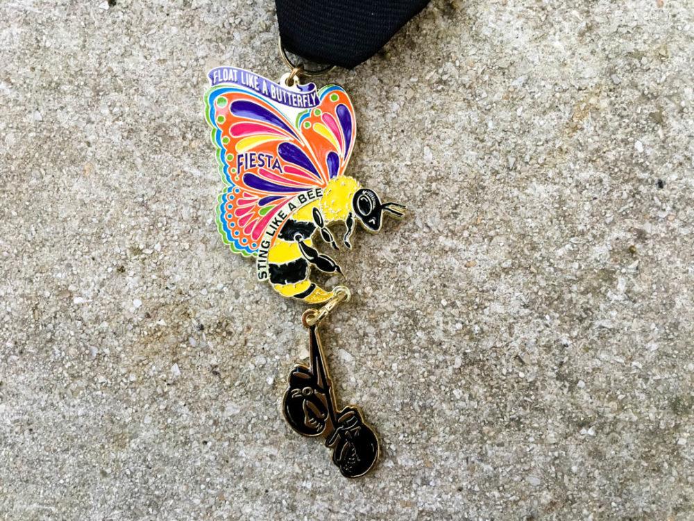 Muhammad Ali Commemorative Fiesta Medal 2017