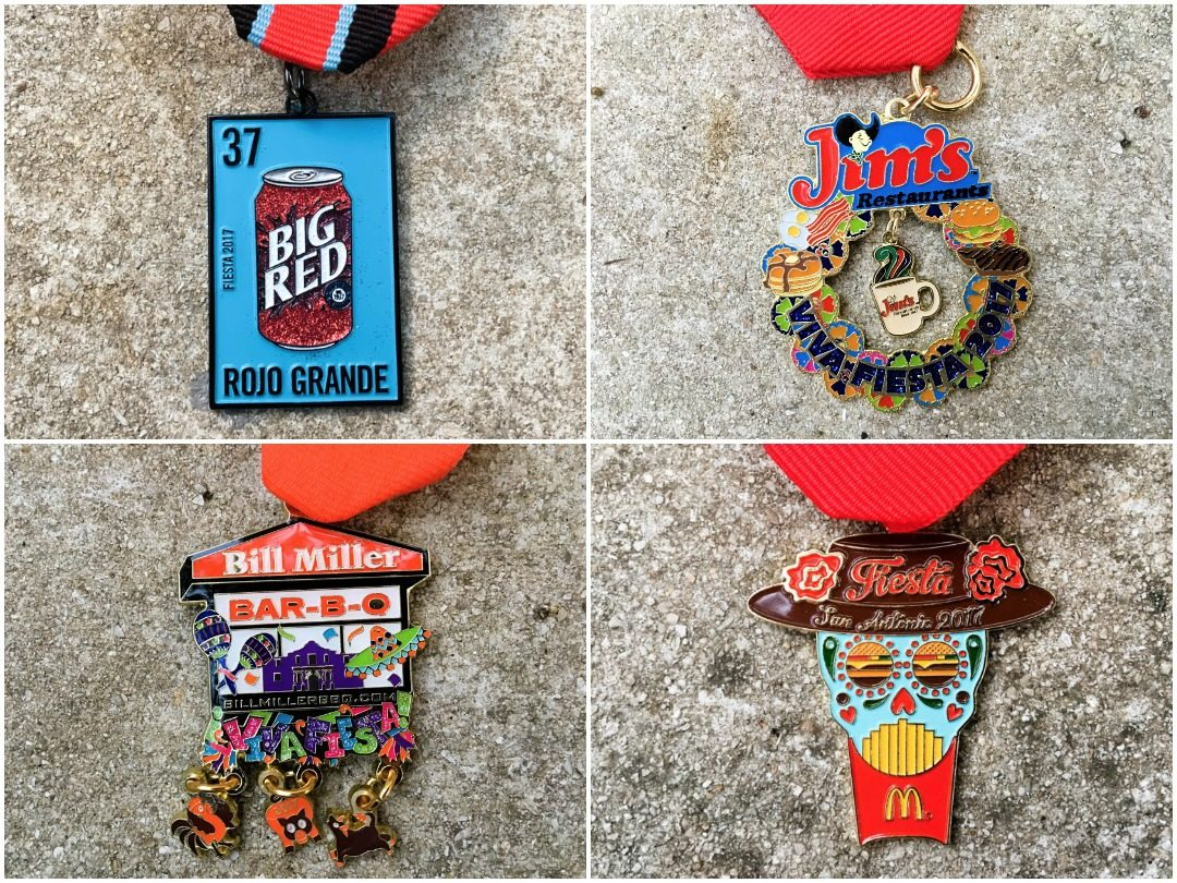 Large Business 2017 Fiesta Medal Finalists