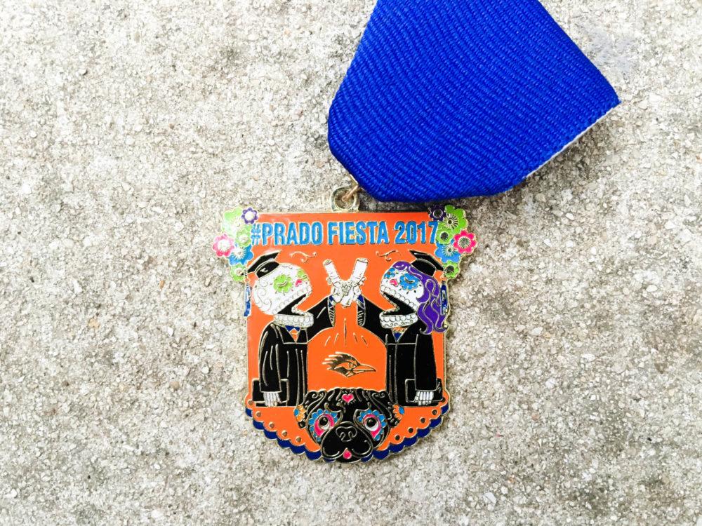 Prado Fiesta Medal 2017