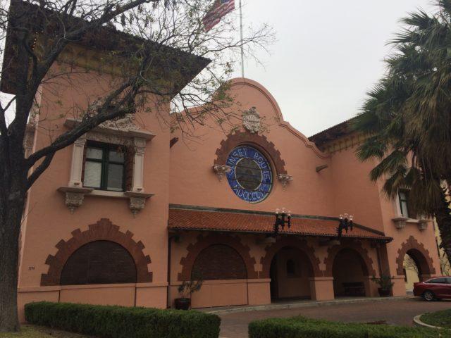Sunset Station in San Antonio Texas