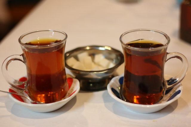 Turkish Tea Turquoise Grill
