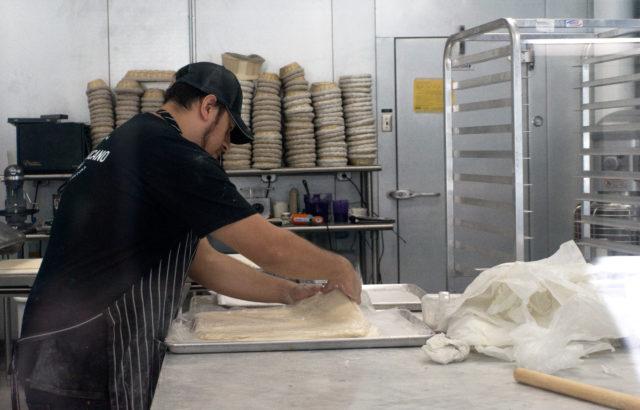 panaderos La Panaderia