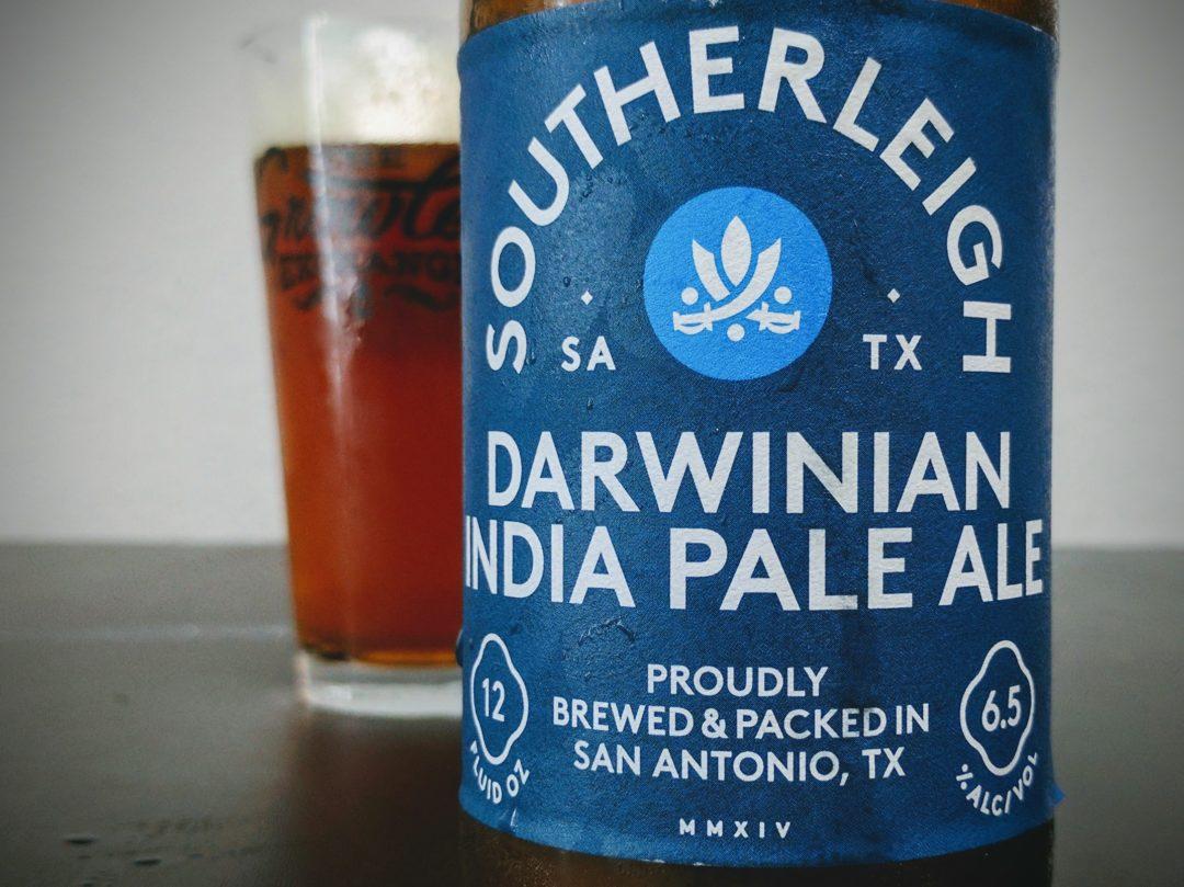 Southerleigh's Darwinian IPA: San Antonio Beers