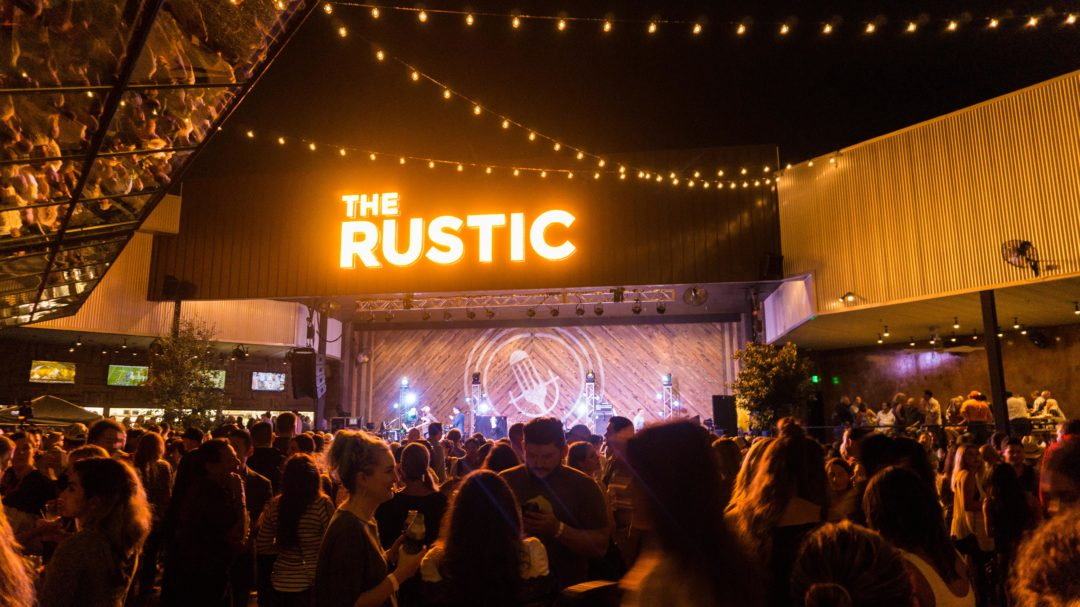 The Rustic's New SATX Location Knows How To Party