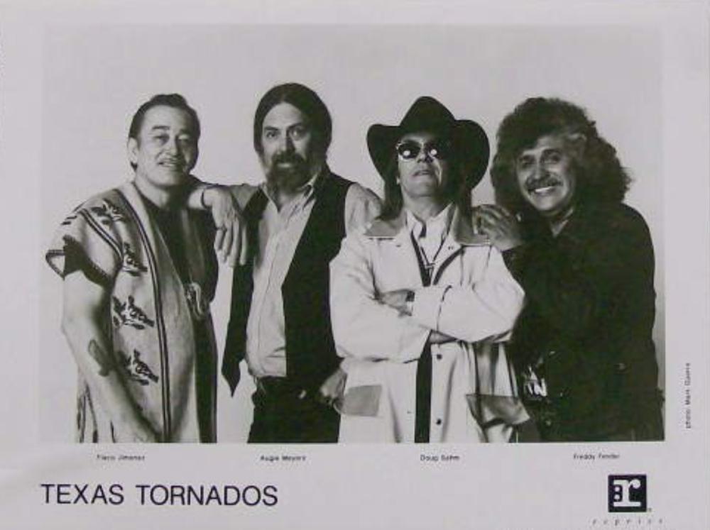 """San Antonio Songs: Texas Tornados """"(Hey Baby) Qué Paso"""""""